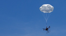UAV recovery system unveiled