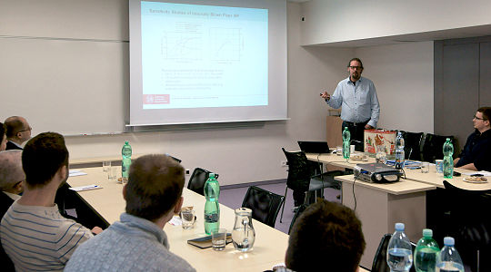 Workshop k pokročilým aerodynamickým metodám