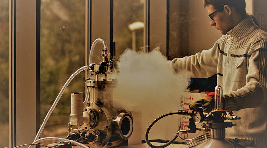 Testy spínačů pro Mars